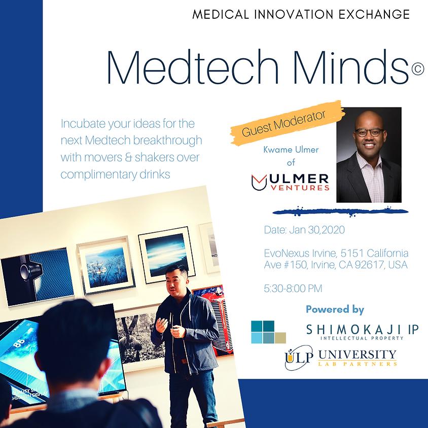 MedTech Minds©   January 2020