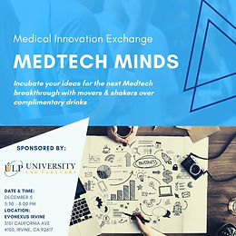 MedTech Minds Dec. 2019 E-Learning Summary