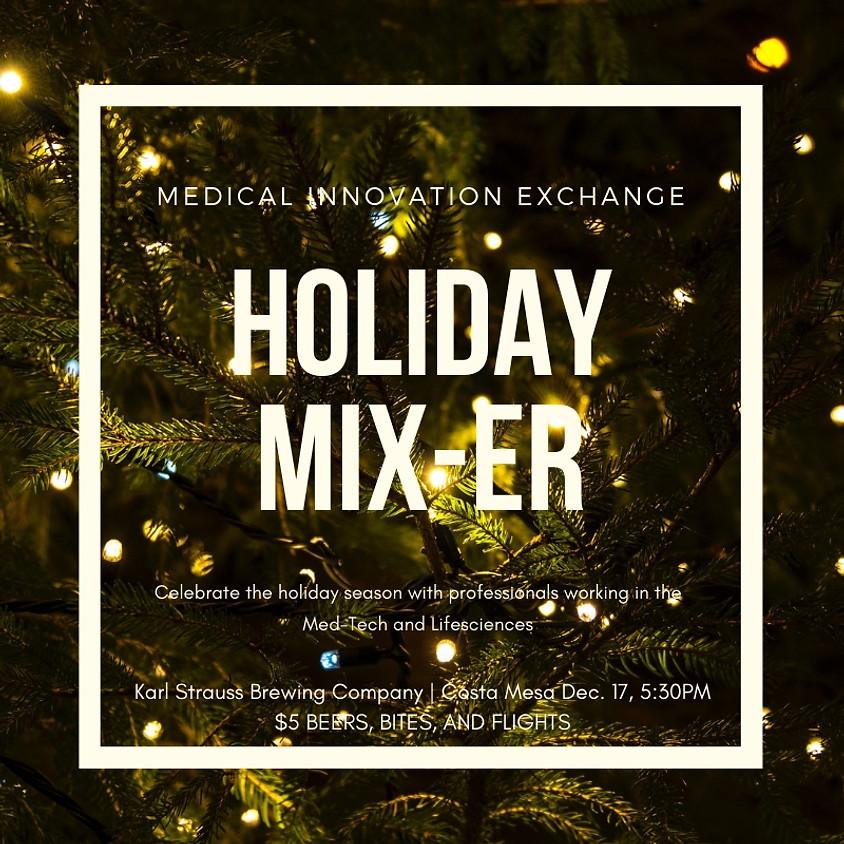 Holiday MIx-ER
