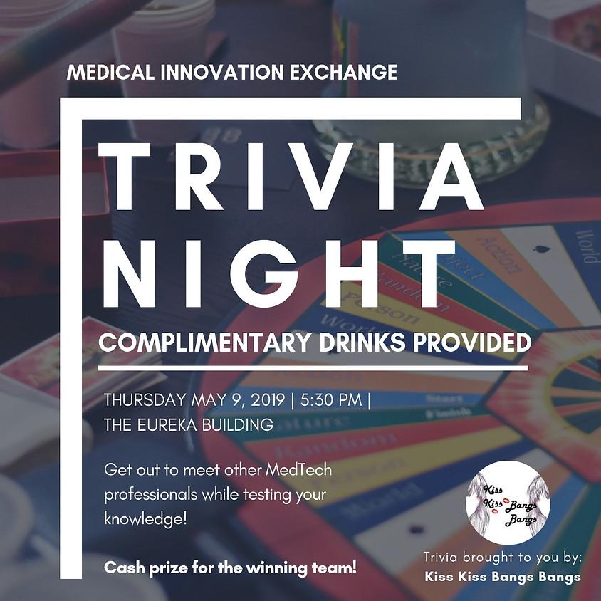 Midweek MIx-er: Trivia Night