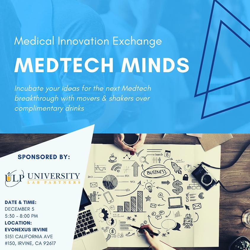 MedTech Minds© | December 2019