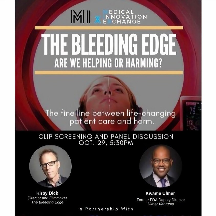 The Bleeding Edge: Are We Helping or Hurting?