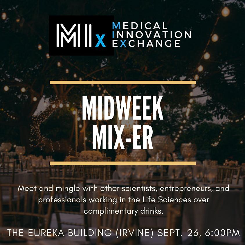 Midweek MIx-er + Trivia!