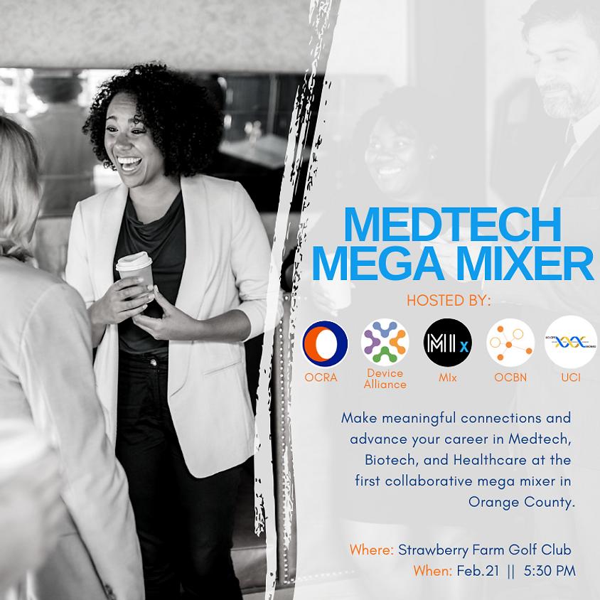 OC MedTech MEGA Mixer