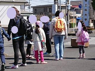 春休みの出来事 ④(六供)