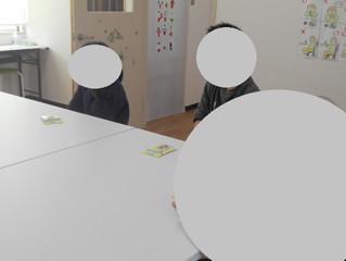 交通安全教室🛣(朝日)