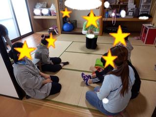 ラフターヨガ体験🏃(下新田)