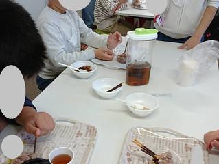 調理実習の様子(六供)