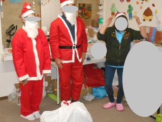 クリスマスの様子(六供)
