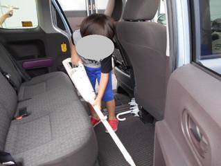 車の掃除をしました🚘(朝日)