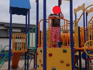 公園遊び⚽🏃(六供)