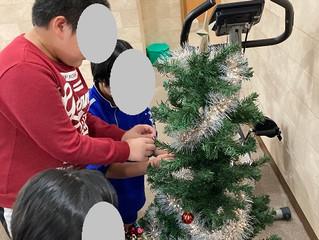 クリスマス準備🎄(六供)