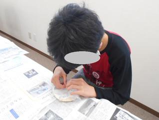 コマ作りをしました🤩(六供)