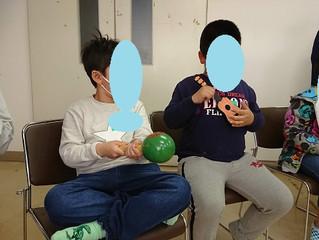 春休みの出来事① (六供)