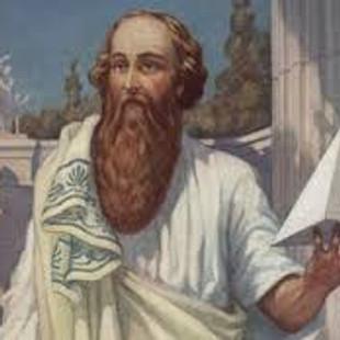 GREEK MATHEMATICIAN PYTHAGOREAS