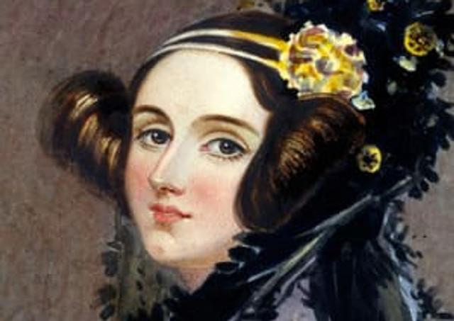WOMEN MATHEMATICIAN ADA LOVELACE