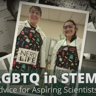 LGBTQ in STEM