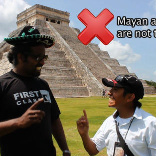 HOW TO SAY GREETINGS IN MAYAN AND SPANISH