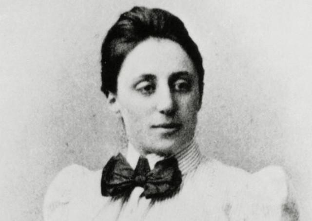 WOMEN MATHEMATICIAN EMILY NOETHER