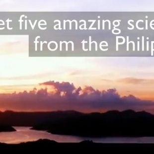 FVE SCIENTSTS IN THE PHILIPINES TO WATCH