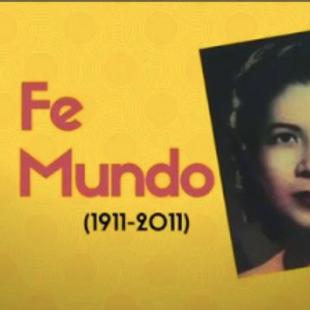 DR. FE DEL MUNDO