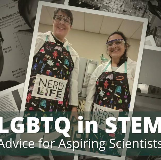 LGBTQ in STEM: Advice from LGBTQ scientists