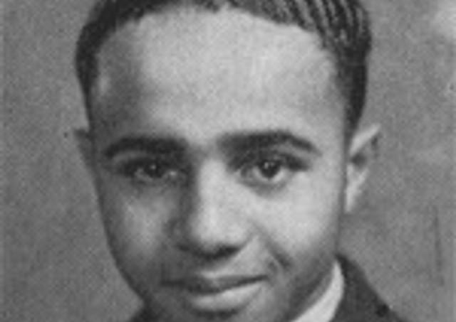 AFRICAN AMERICAN MATHEMATICIAN DAVID BLACKWELL