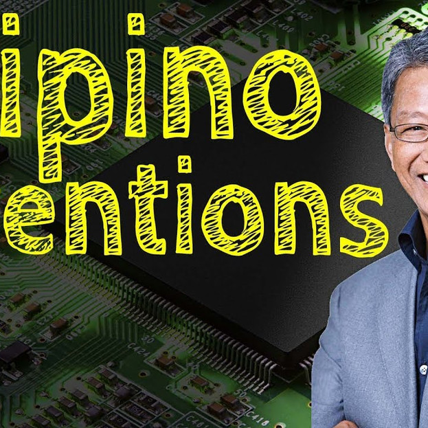 TOP 5 FILIPINO INVENTIONS