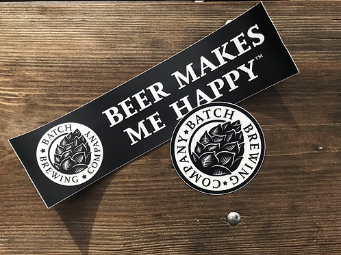 Beer Makes Me Happy Package C