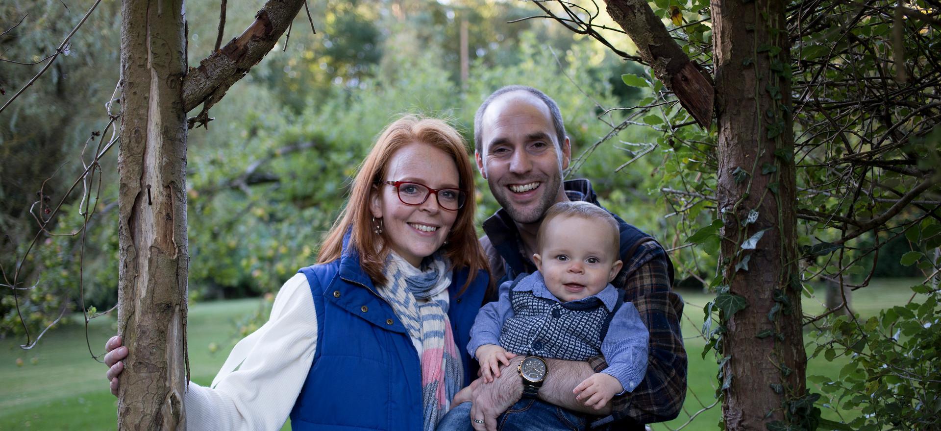family photoshoot, wall art, newcastle family photographer, durham family photographer, outdoor family photographer