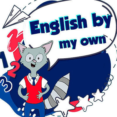 ENGLISH BY MY OWN