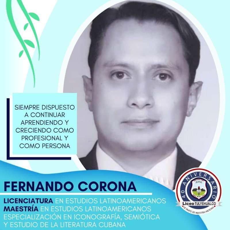 PROFESOR FERNANDO