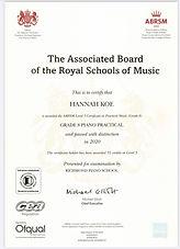 Hannah Grade 8 certificate.jpg