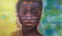 Jeune enfant, 2004, Private collection