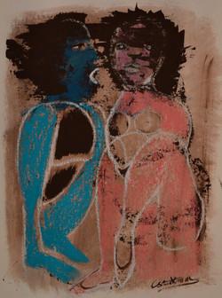 Couple Bleu Rose, 2013