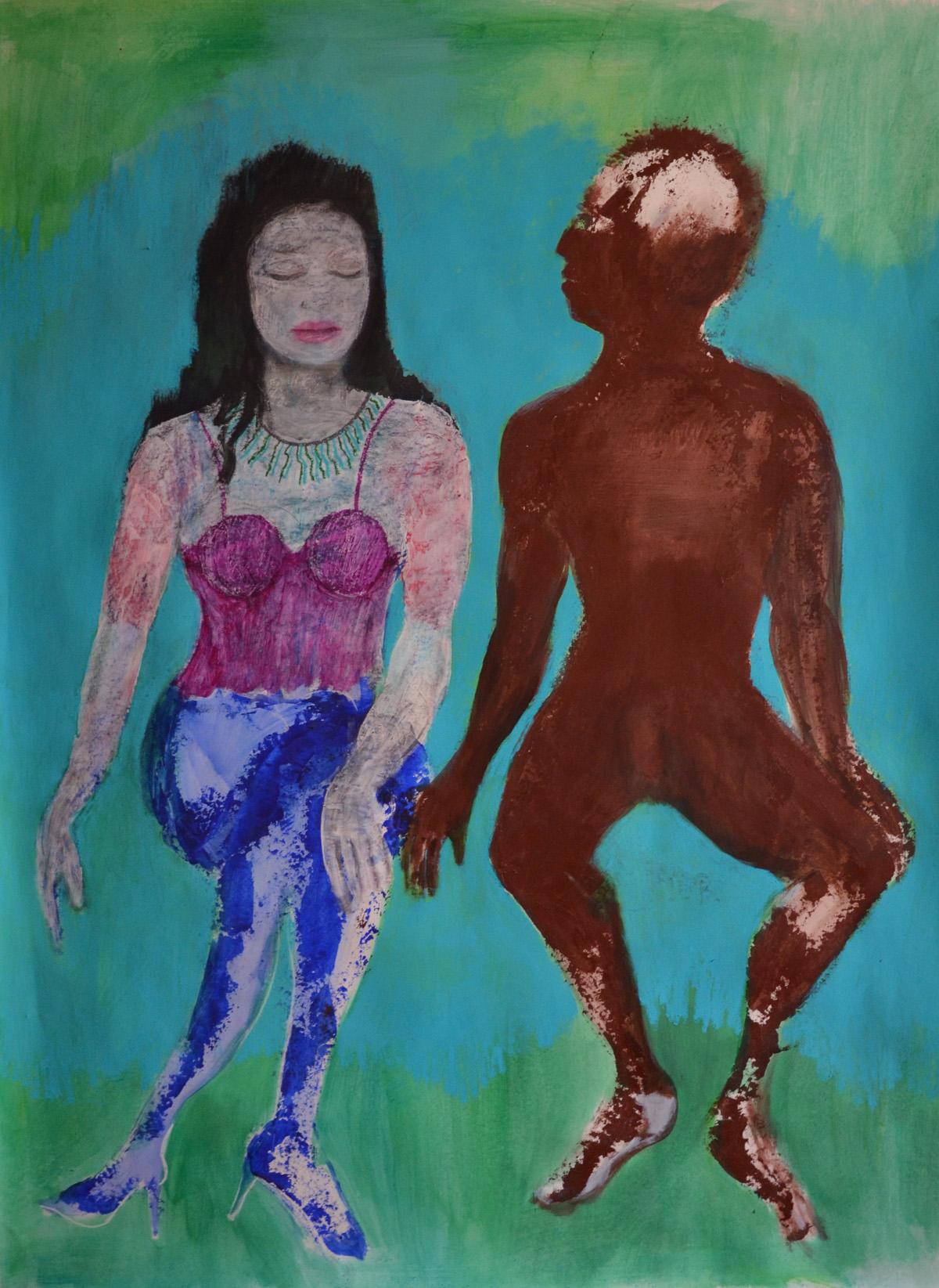 Couple à l'Homme nu, 2016