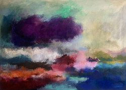 """Une autre rêverie"", 2021, Private collection"
