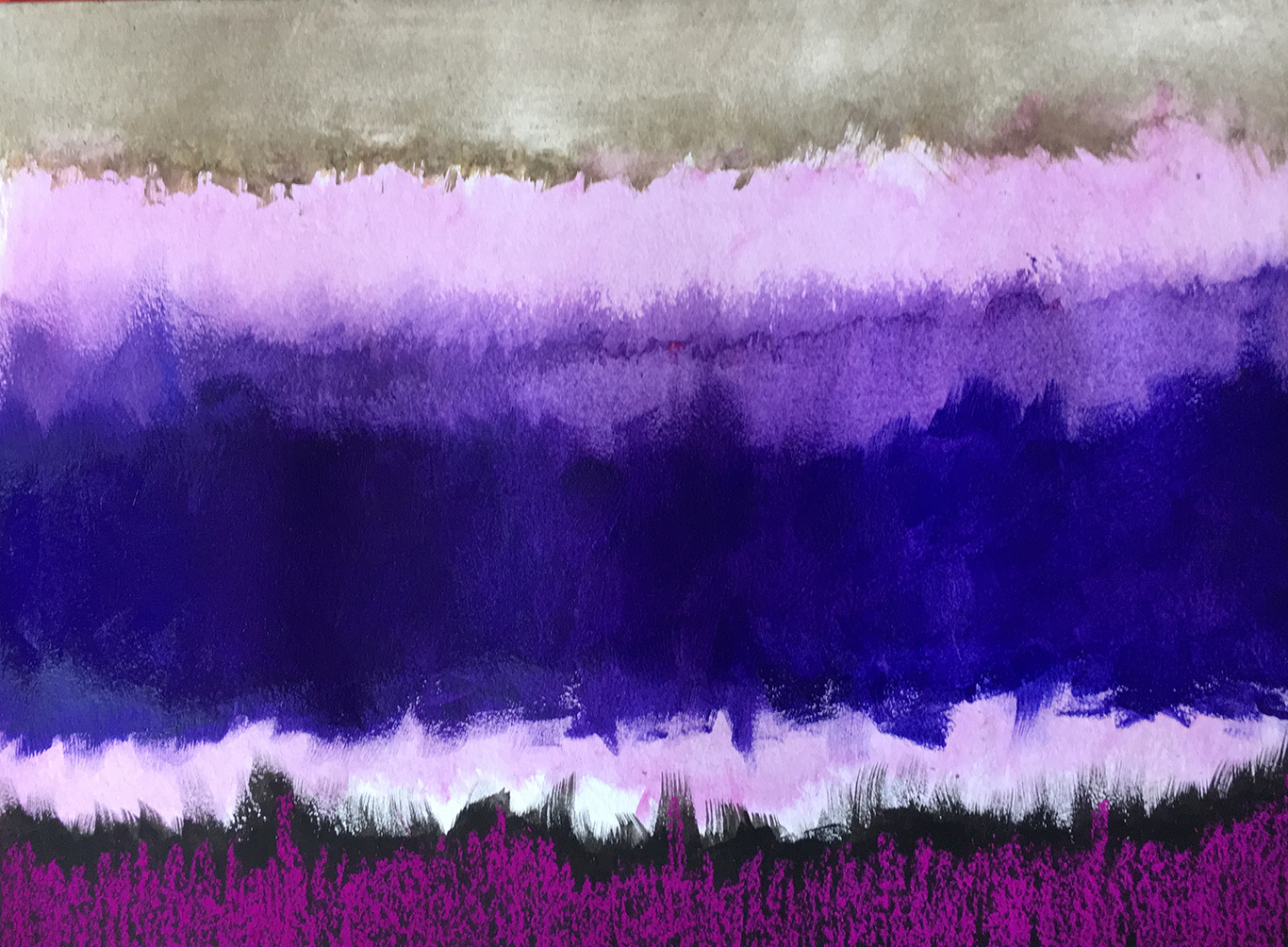"""Abstract with purple"""