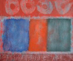 Rouge avec des Ronds, 2012