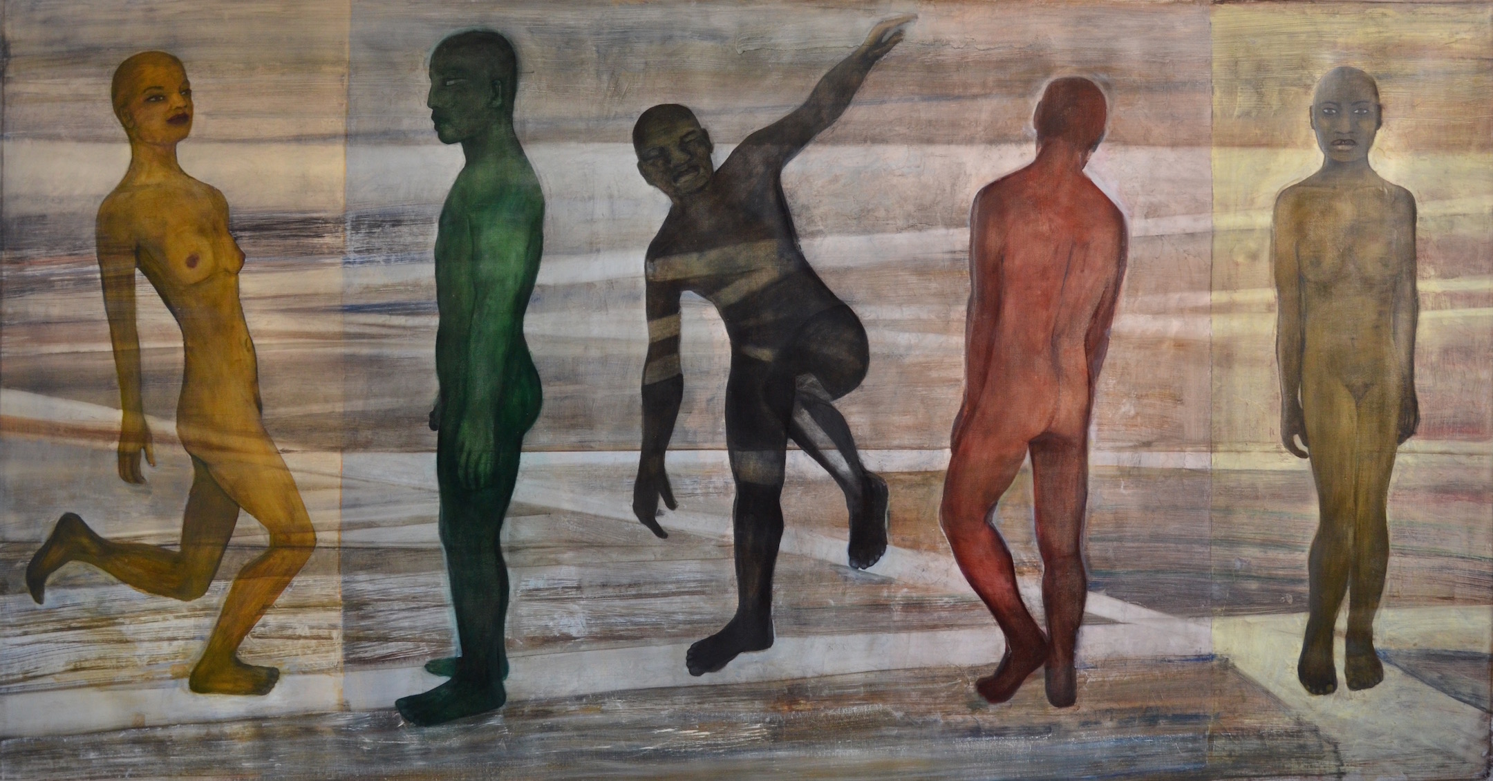 5 Silhouettes, 1999