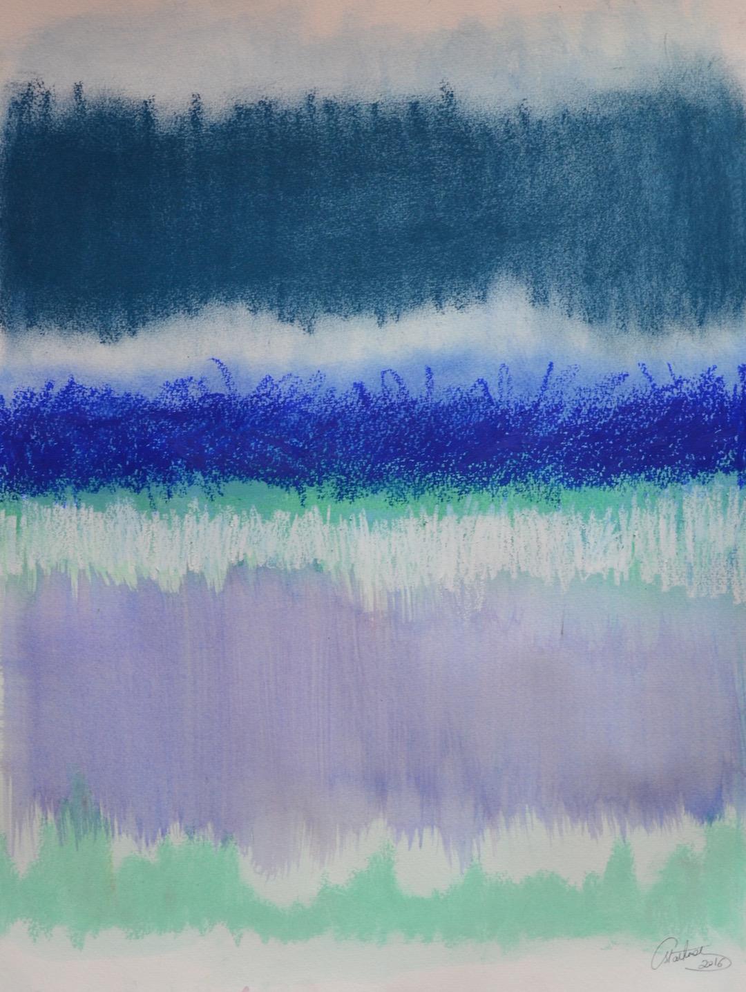 Bleu Mauve