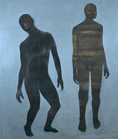 2 Personnages dont un, 2000