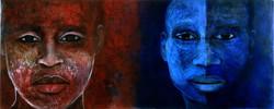 Brun Bleu, 2004, Private collection