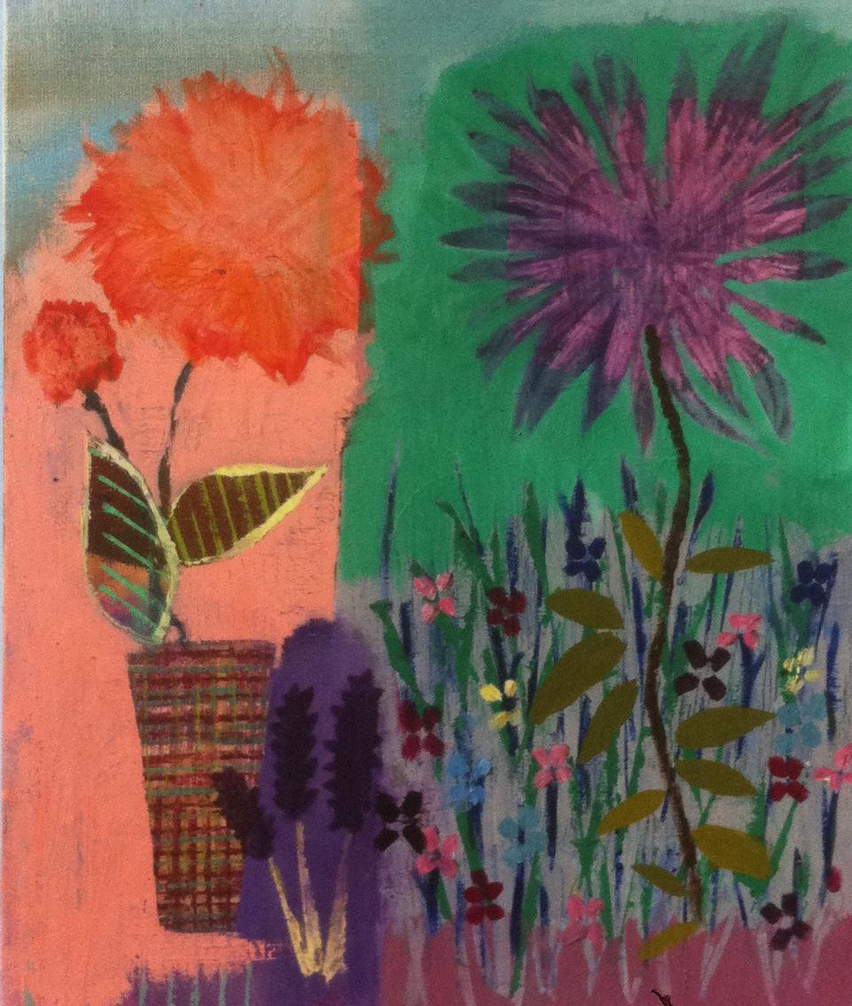 Mini Fleurs 4, 2015