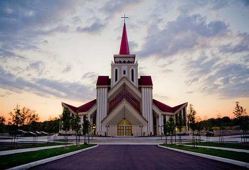 St. Eugene De Mazenod Church