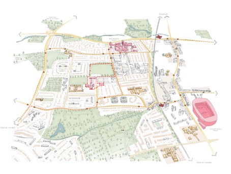 Karakusevic Carson Architects appointed to lead design team for Selby Urban Village