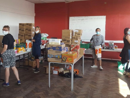 The Selby Centre provides vital support to the local community during COVID-19