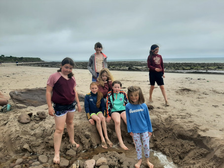 BEACH SPORTS DAY
