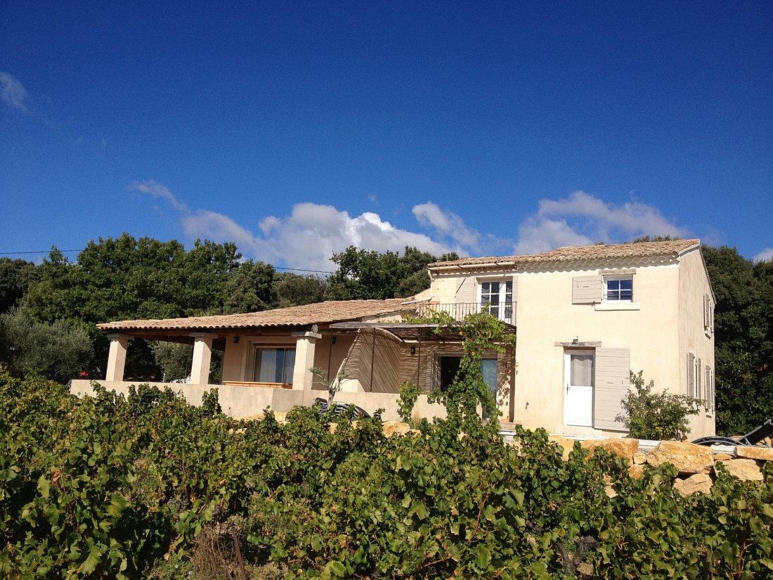 La maison de chabrette location maison provence vacances for A la maison de provence