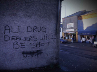 #MadameGeneva: Addiction - A legacy for Northern Ireland's post-conflict society